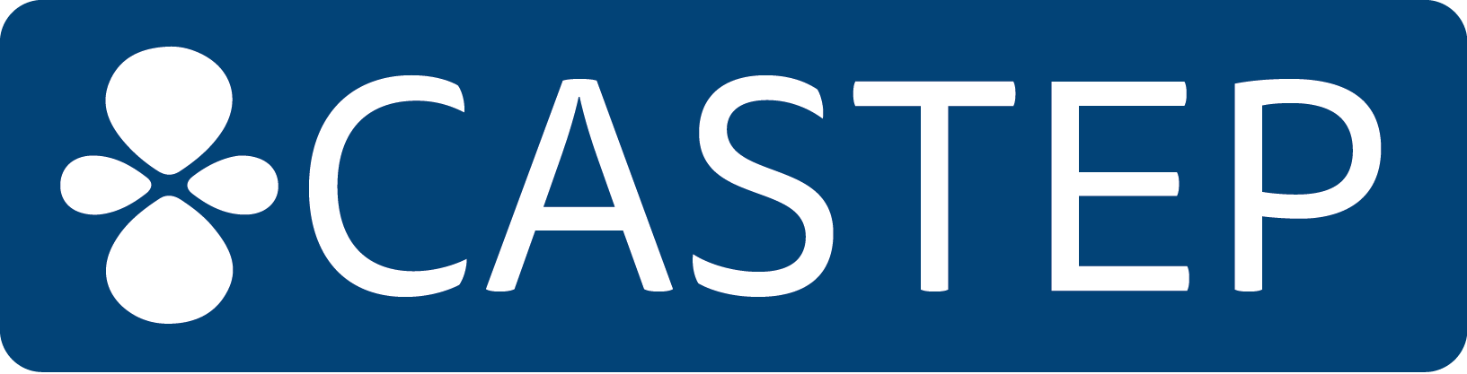 New academic license for CASTEP